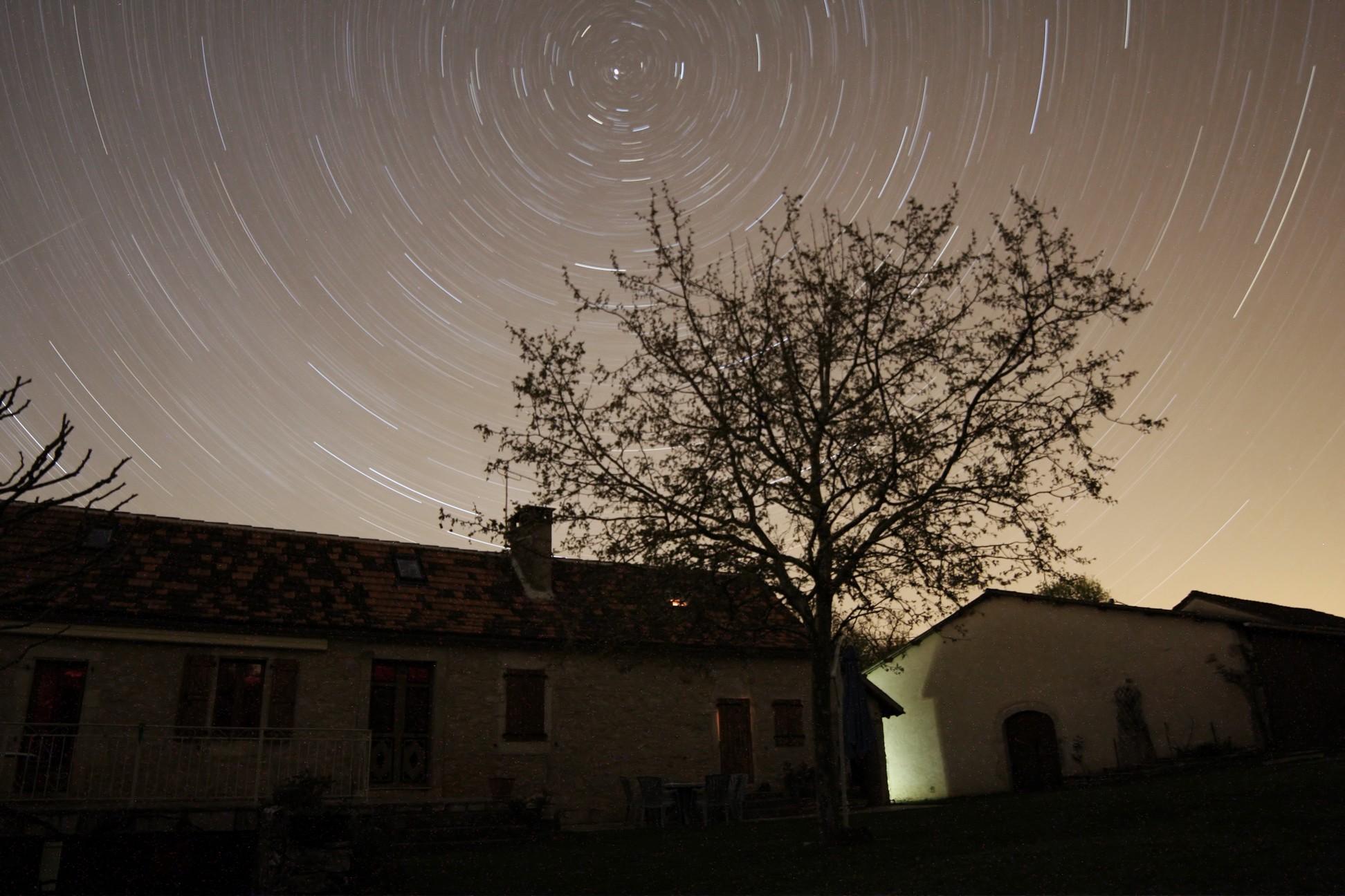 Direction Mes étoiles Du Quercy Découvrir La Lune