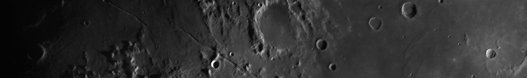 Découvrir la lune