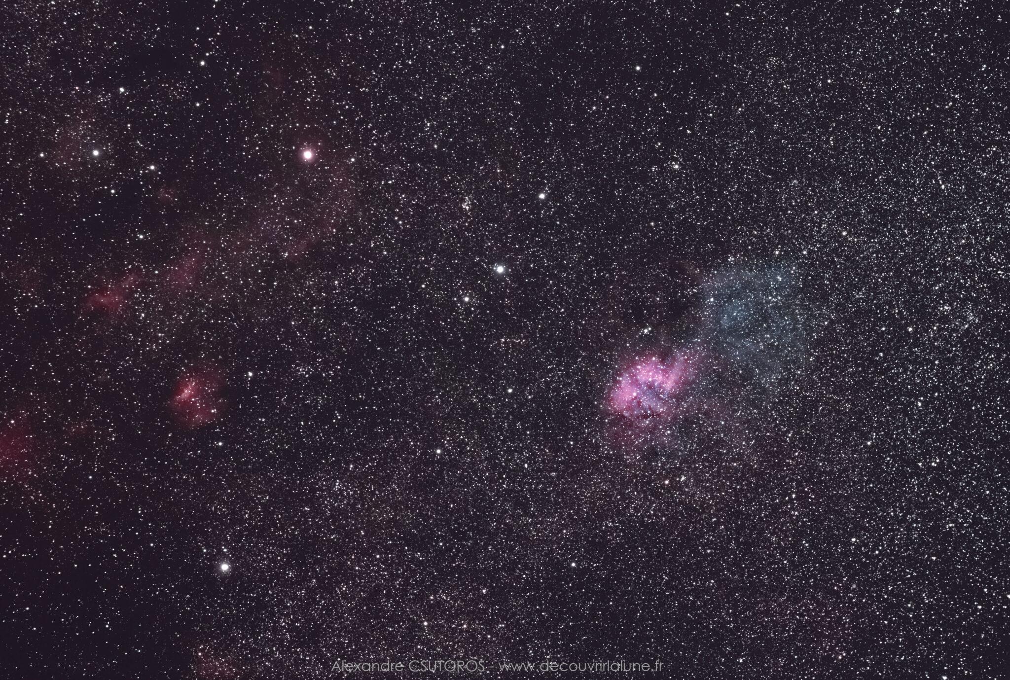 SH2-132 464 images de 30 secondes à 3200ISO 02 Septembre 2021